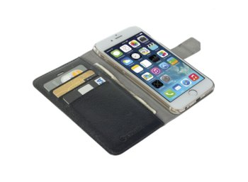 Krusell Etui Boras FolioWallet do Apple iPhone 6/6S - Czarny