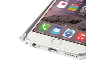 Krusell AluBumper SALA do Apple iPhone 6 Plus - srebrny