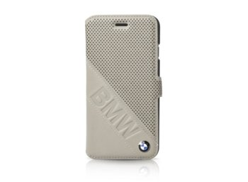 BMW Book BMFLBKP6LDLT iPhone 6/6S beżowy