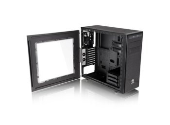 Thermaltake Versa H34 USB 3.0 Window (2x 120mm), czarna