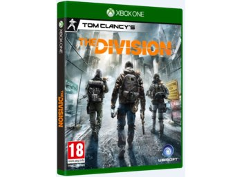 UbiSoft The Division PL Xbox One