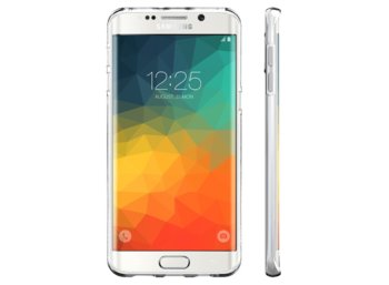 SPIGEN SGP  Galaxy S6 Edge+ Case Liquid Crystal SGP11714