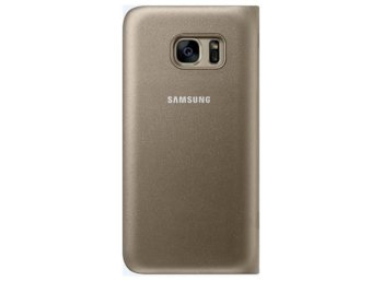 Samsung Led View Cover Galaxy S7 Gold