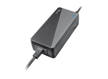 Trust 65W Laptop Charger for Chromebook - black