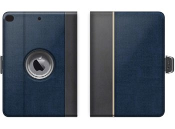 Targus VersaVu Signature Series iPad Air 3, 2, 1 Tablet Case Blue