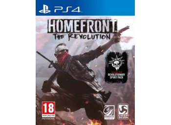 Techland Homefront: The Revoluti on PS4 PL