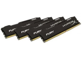 HyperX DDR4 Fury Black 64GB/2133 (4*16GB) CL14
