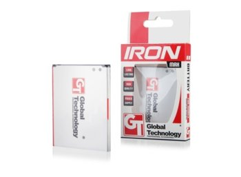 "Global Technology BATERIA IRON iPhone 6 4.7"" 2100 mAh bulk"