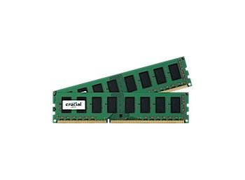 Crucial DDR3 4GB/1600 CL11 (2*2GB)