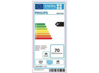 Philips 48'' LED 48PFH5500/88