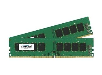 Crucial DDR4 32GB/2133 (2*16GB) CL15 DIMM 288pin