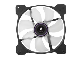 Corsair Fan SP140 LED Purple High Static Pressure