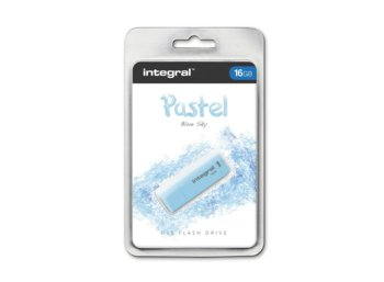 Integral PENDRIVE PASTEL BLUE SKY 16GB USB 2.0