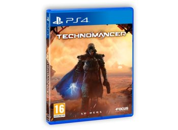 CD Projekt PS4 TECHNOMANCER