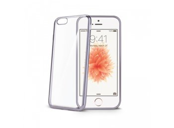 CELLY LASER COVER IPHONE SE/5/5S MODNA OCHRONA