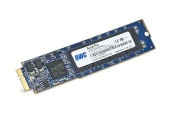 OWC Aura Pro SSD 120GB Macbook Air 2010/2011 (285-500MB/s, 50k IOPS) SYNC NAND