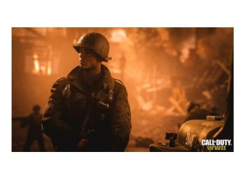 Sony Playstation 4 1TB Slim + Gra PS4 COD WWII