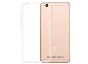 XIAOMI Redmi 4A Soft Case Clear